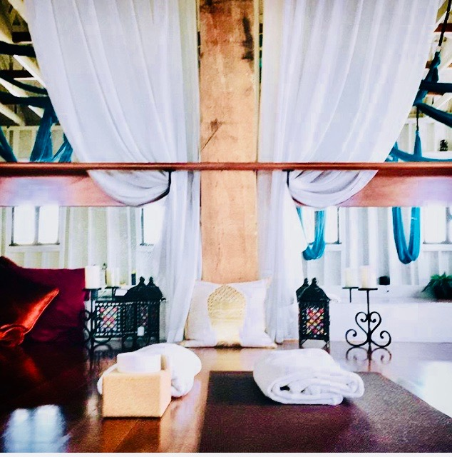$200 off the Find Your Wings Aerial Yoga Adventure