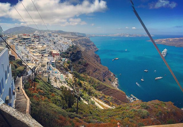 #Santorini 🇬🇷 #travelbook #travelgreece