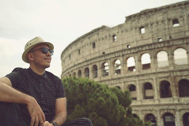 when in Rome 🏛 #travelbook 📸by @renatasurian