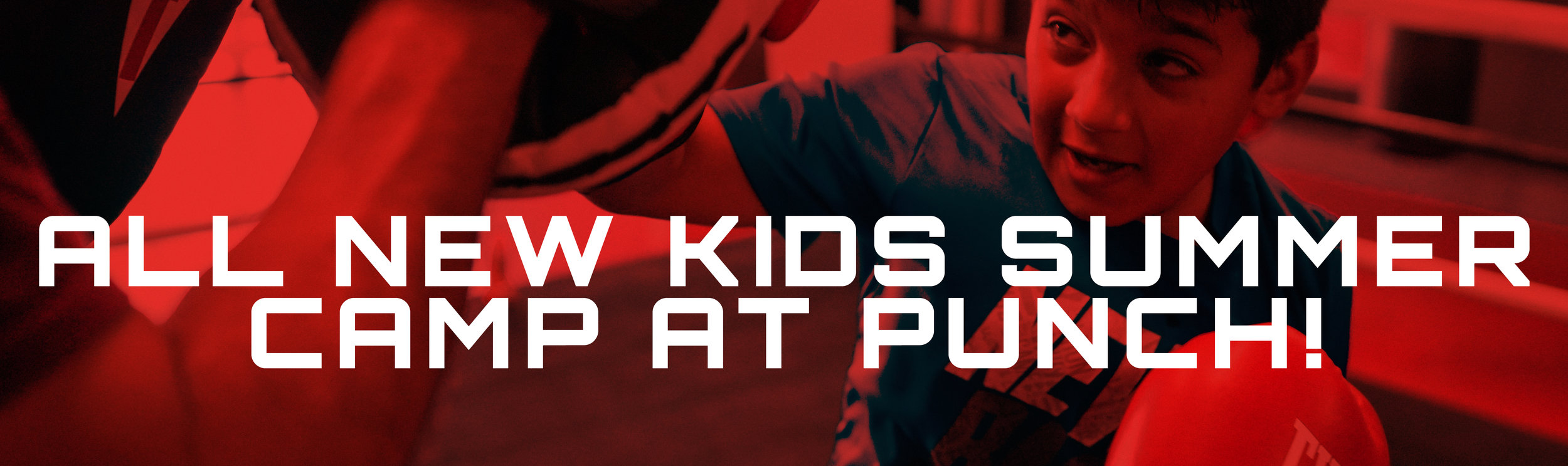 Summer Camp — Punch Boxing Wesley Chapel