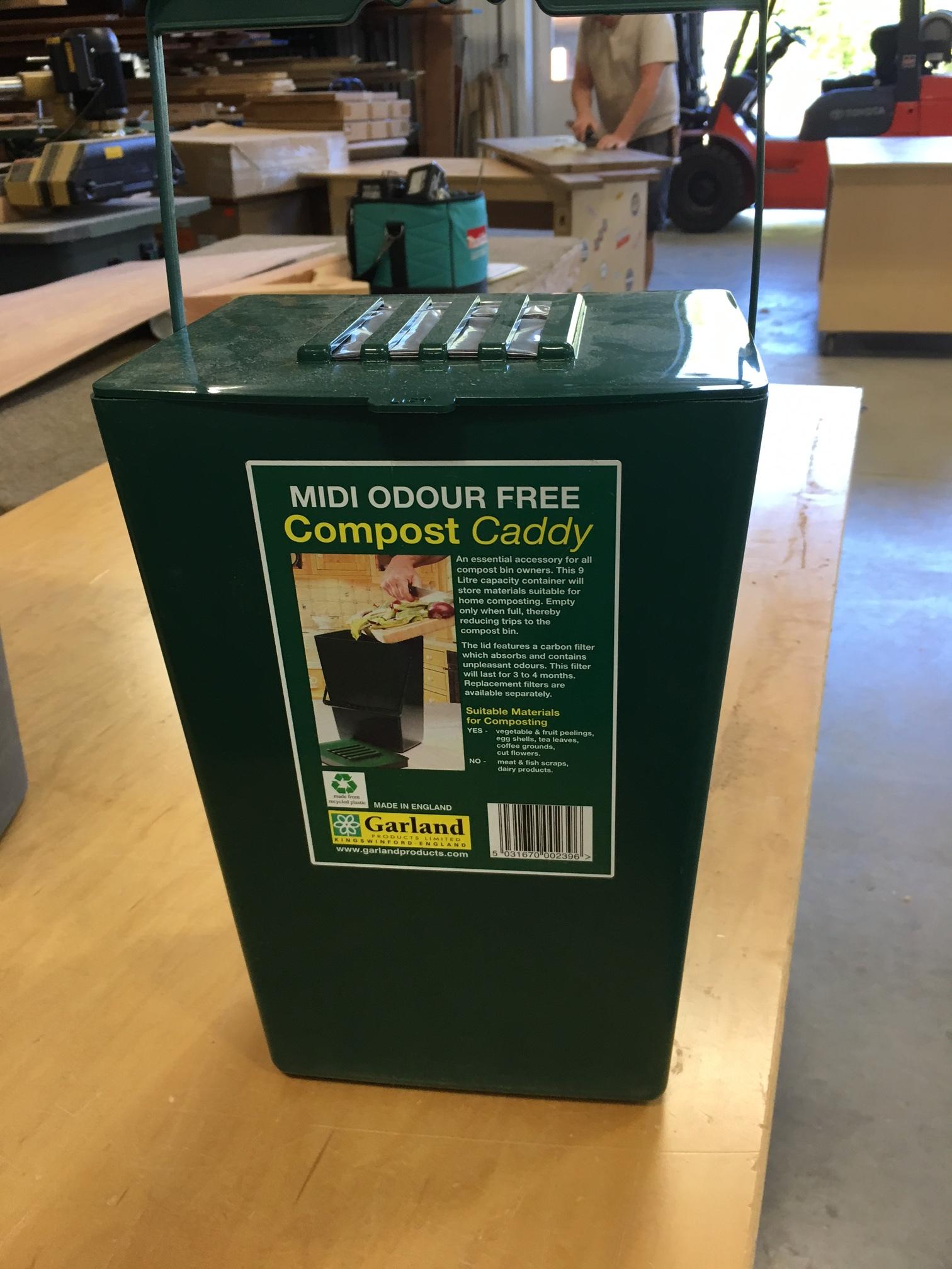 1 compost bin