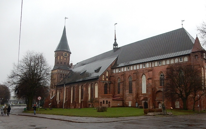 Königsberg Cathedral.