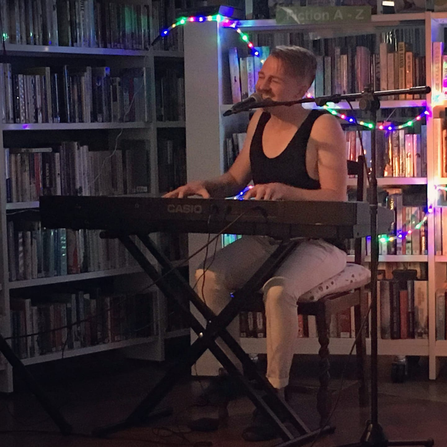 Show at the Library of Things. Photo by Jack Kennerley.