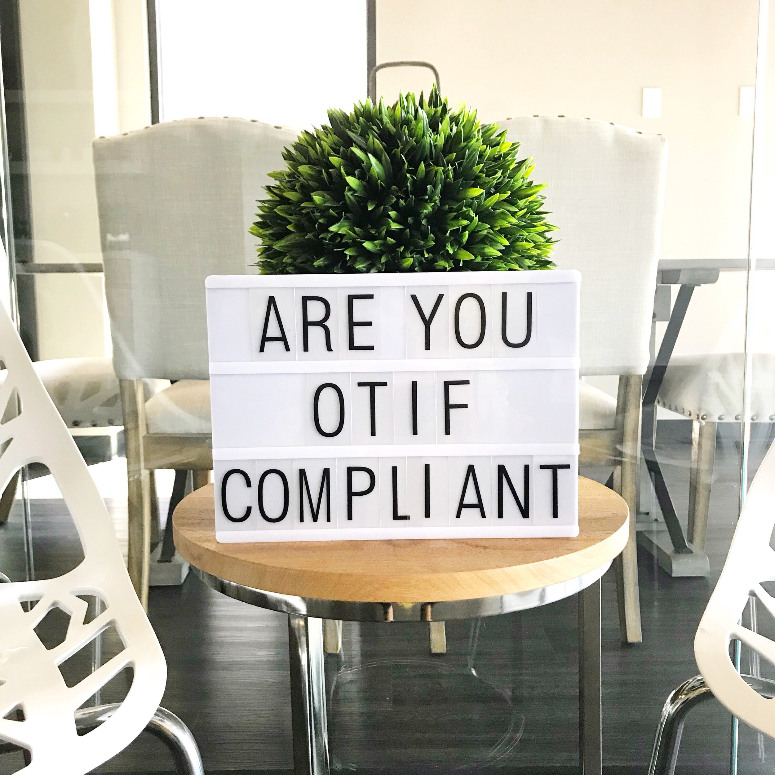 Tip Tuesday OTIF Compliance - Lentz & Company