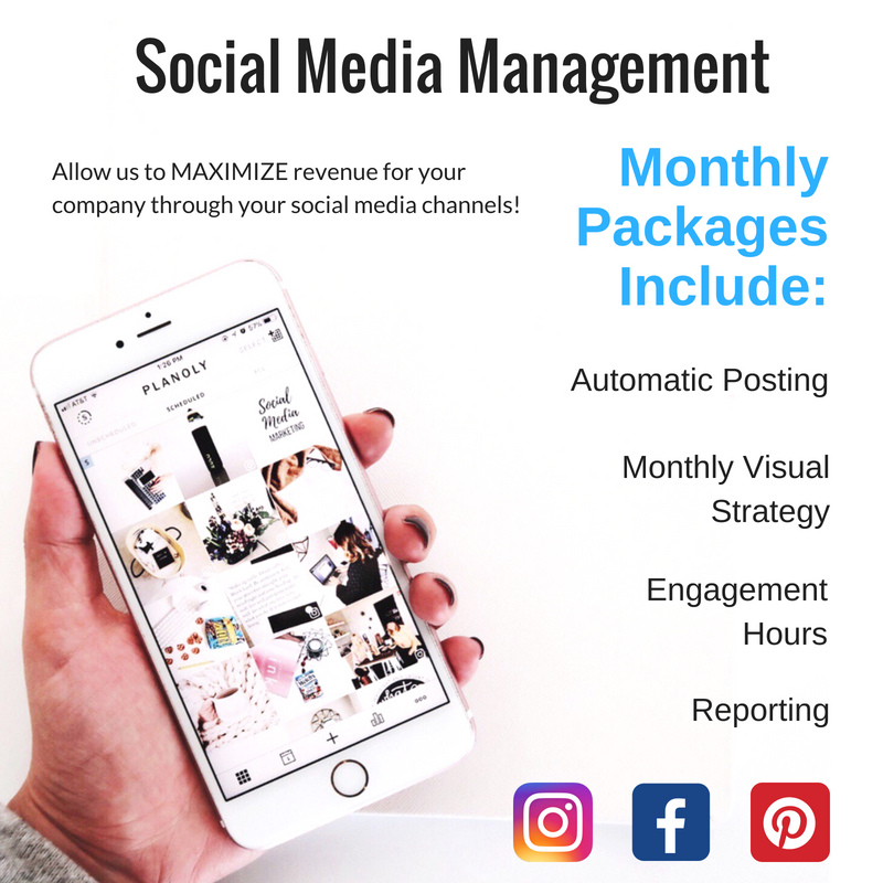 Social Media Management - Lentz & Company