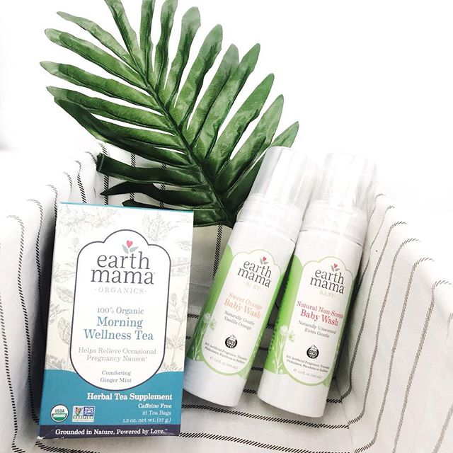 For all of your baby & momma needs 👶🏻🍼 check out @earthmamaorganics  assortment of products at Walmart and on Walmart.com! ⭐️ #organic #earthmama #walmart #walmartdotcom