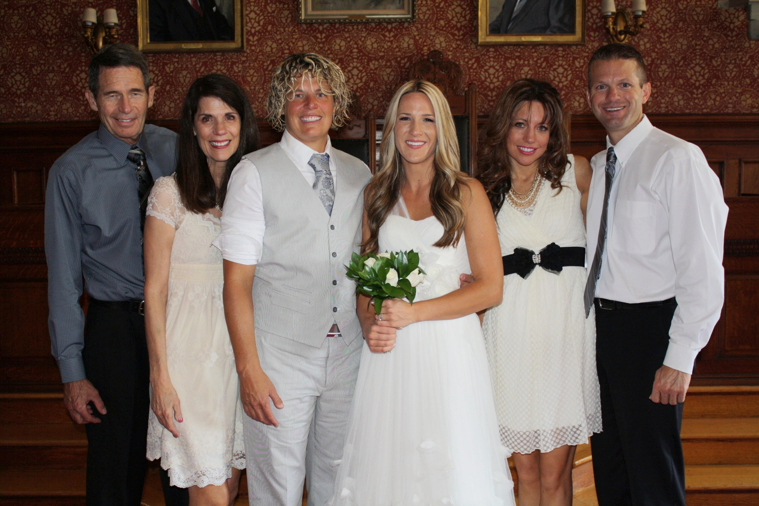 So grateful we got to share our special day with these amazing people!