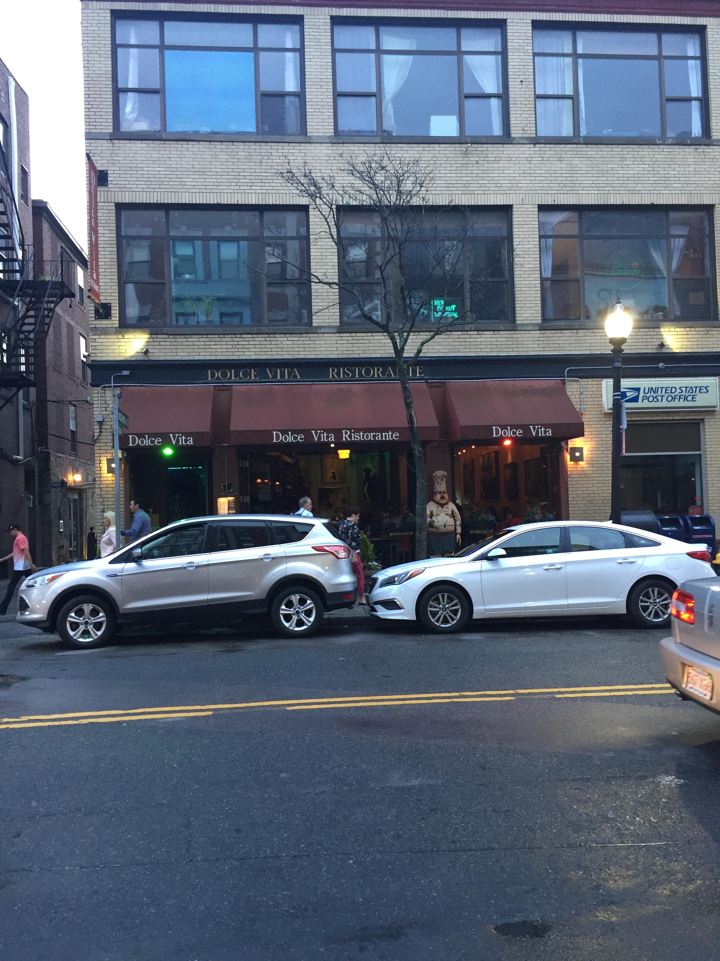 One of my favorite Italian restaurants in Boston. (North End)