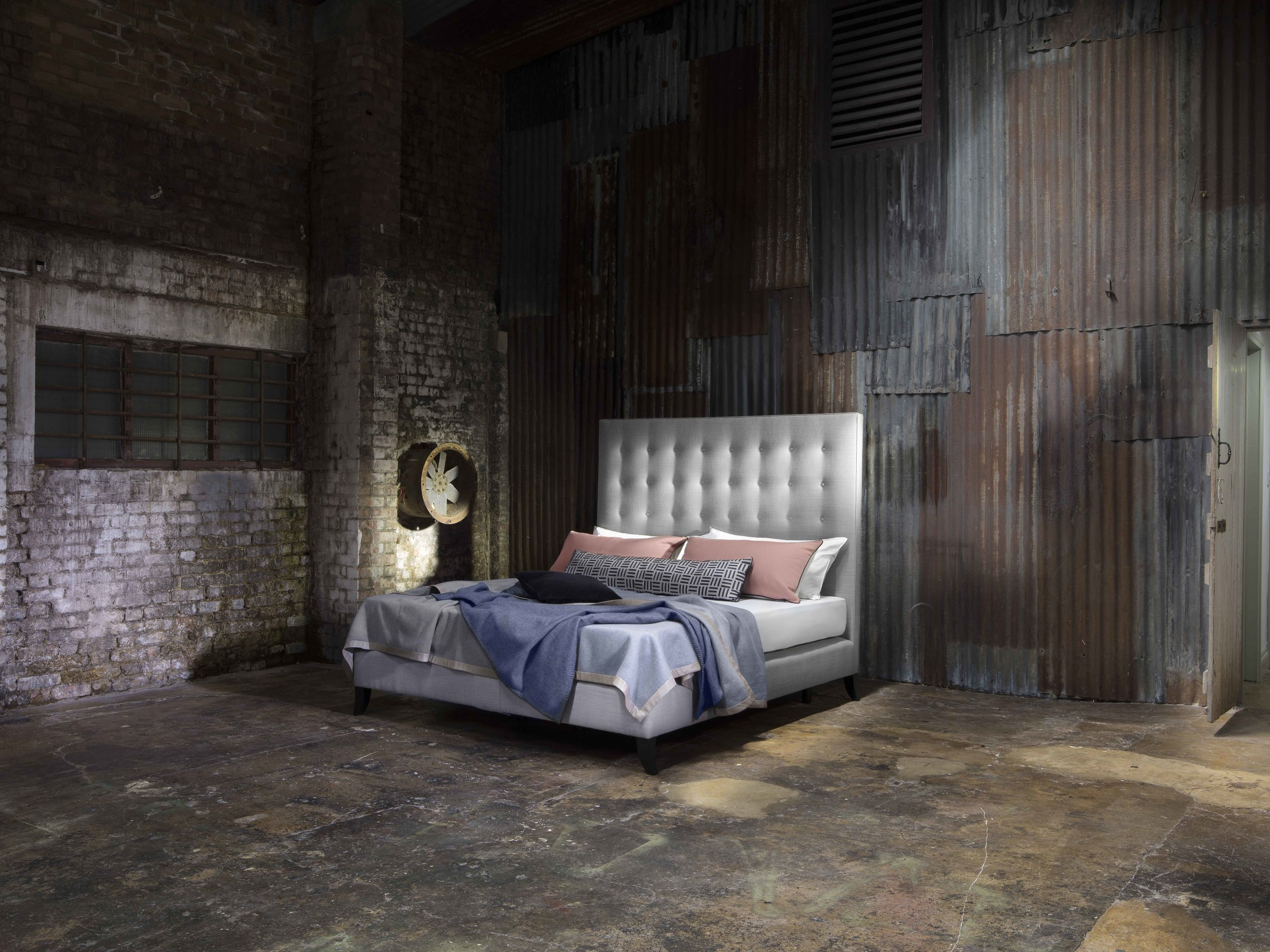 A full No 3 bedset (UK Super King) with Holly headboard starts from £20,194.50.
