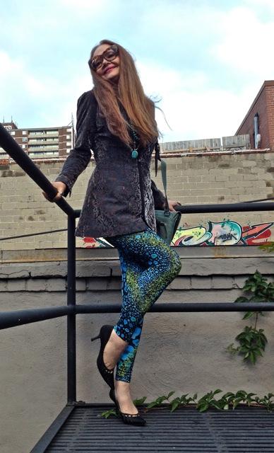 Canadian born designer Resa McConaghy