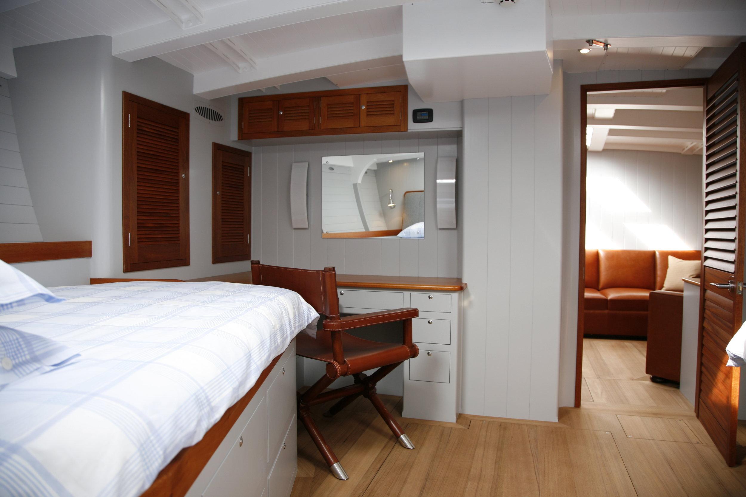 Spirit 100 Gaia cabin.JPG
