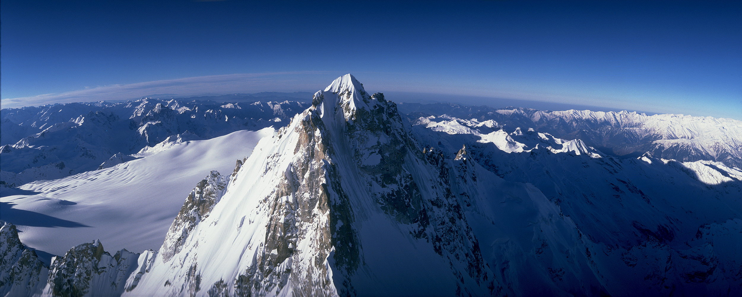 India Elemental Adventure  - Mt Indrasan