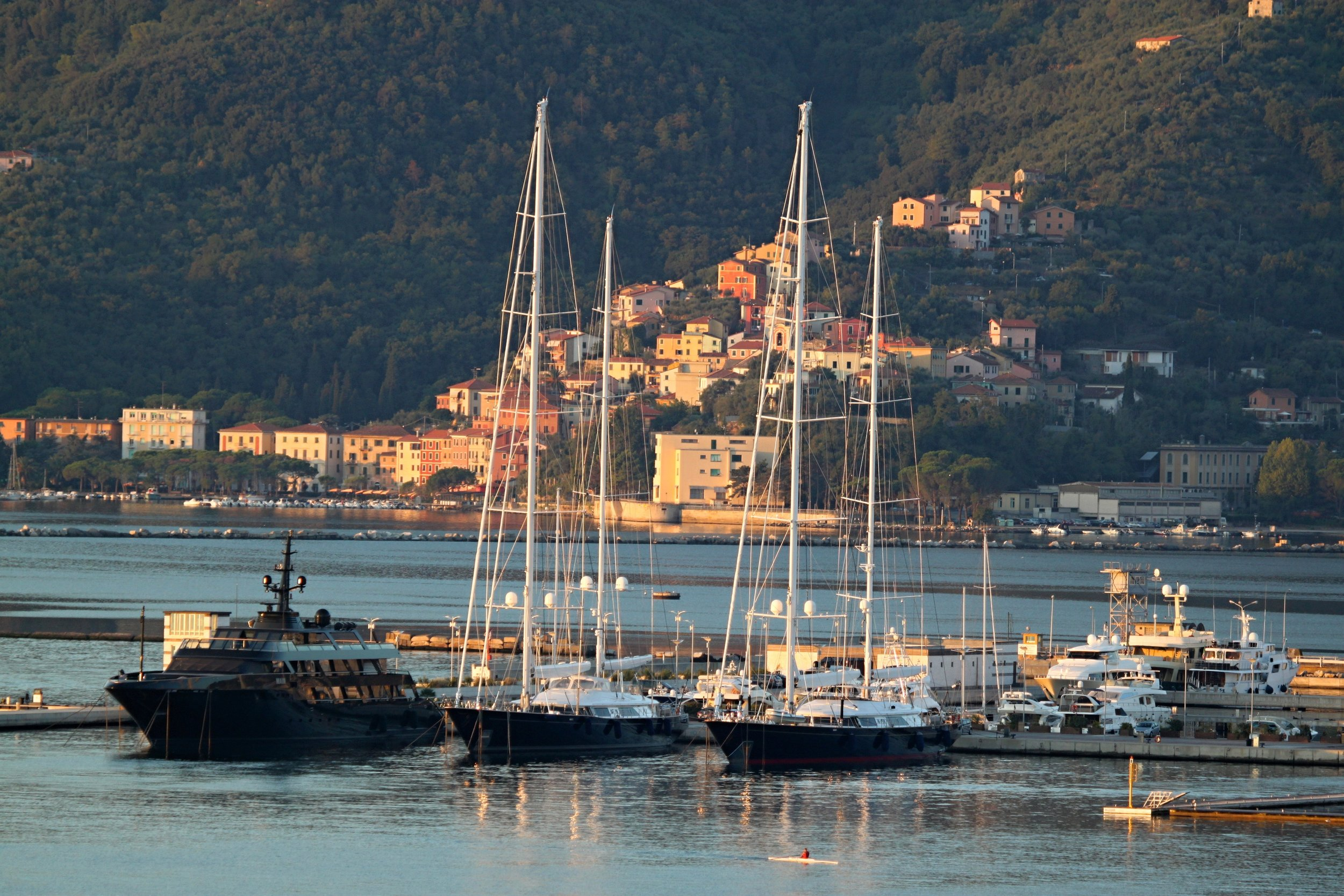 La Spezia Port