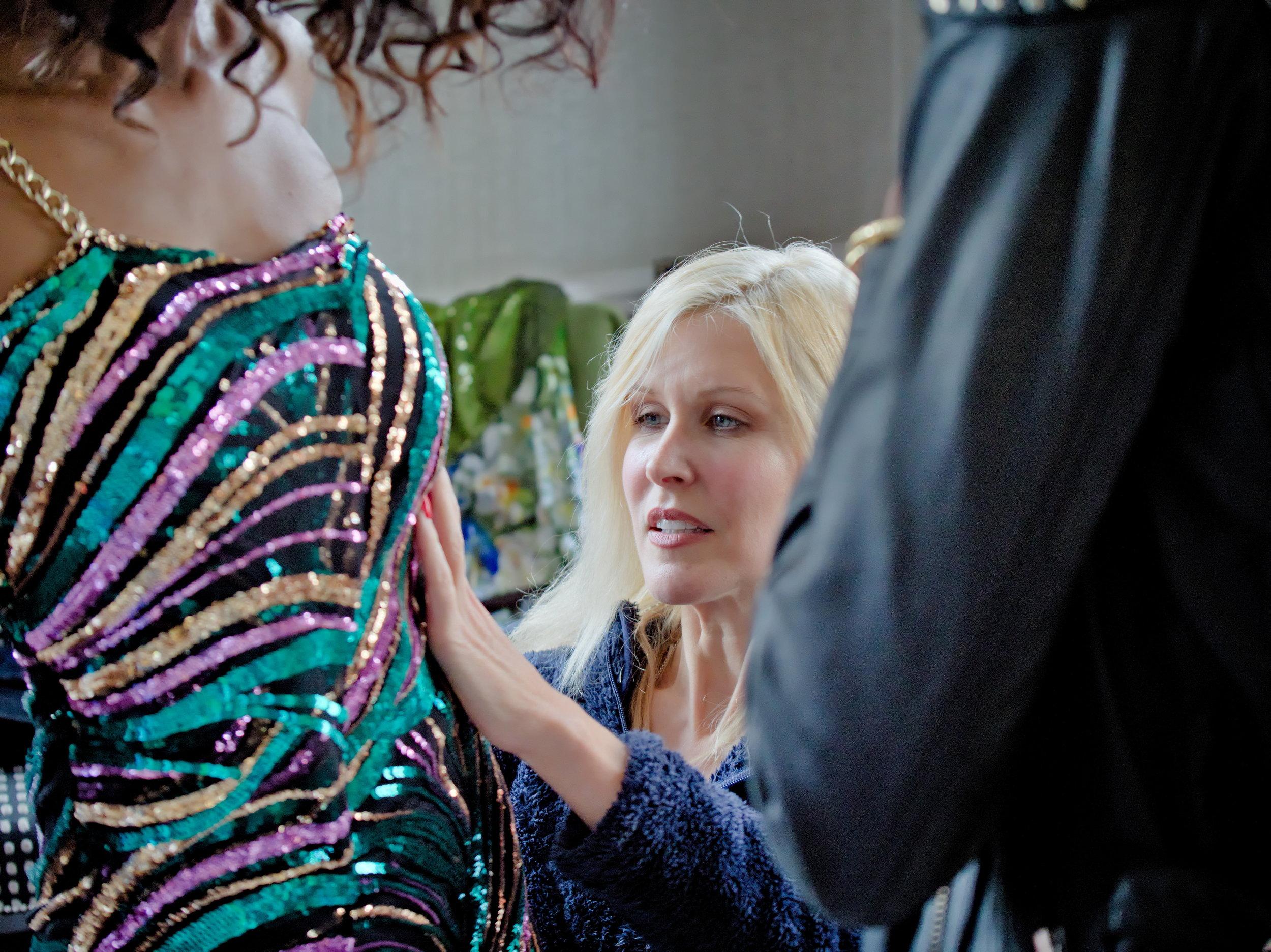 Julia Suzuki fashion shoot 2020