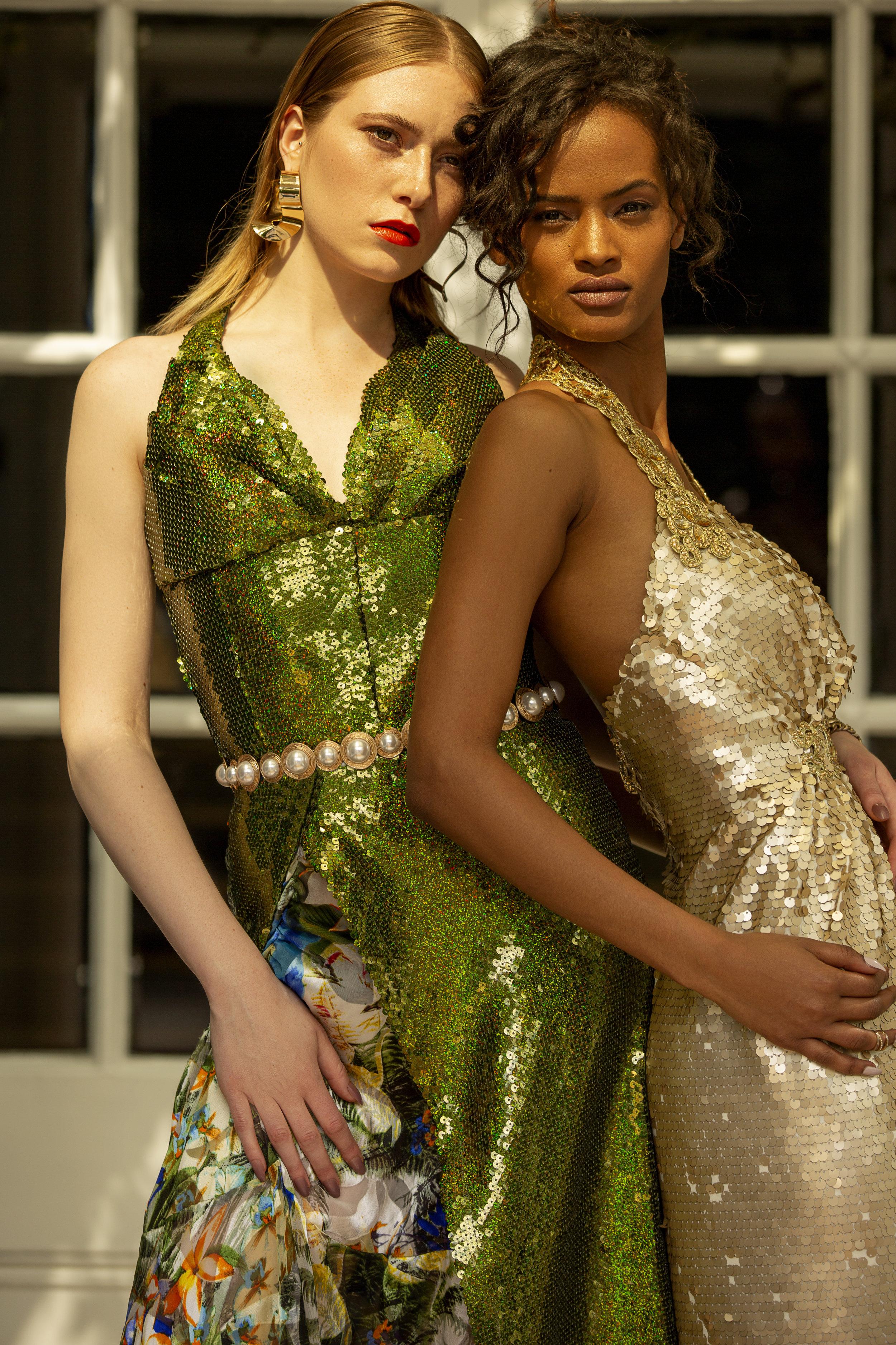 Julia Suzuki 2019 fashion shoot