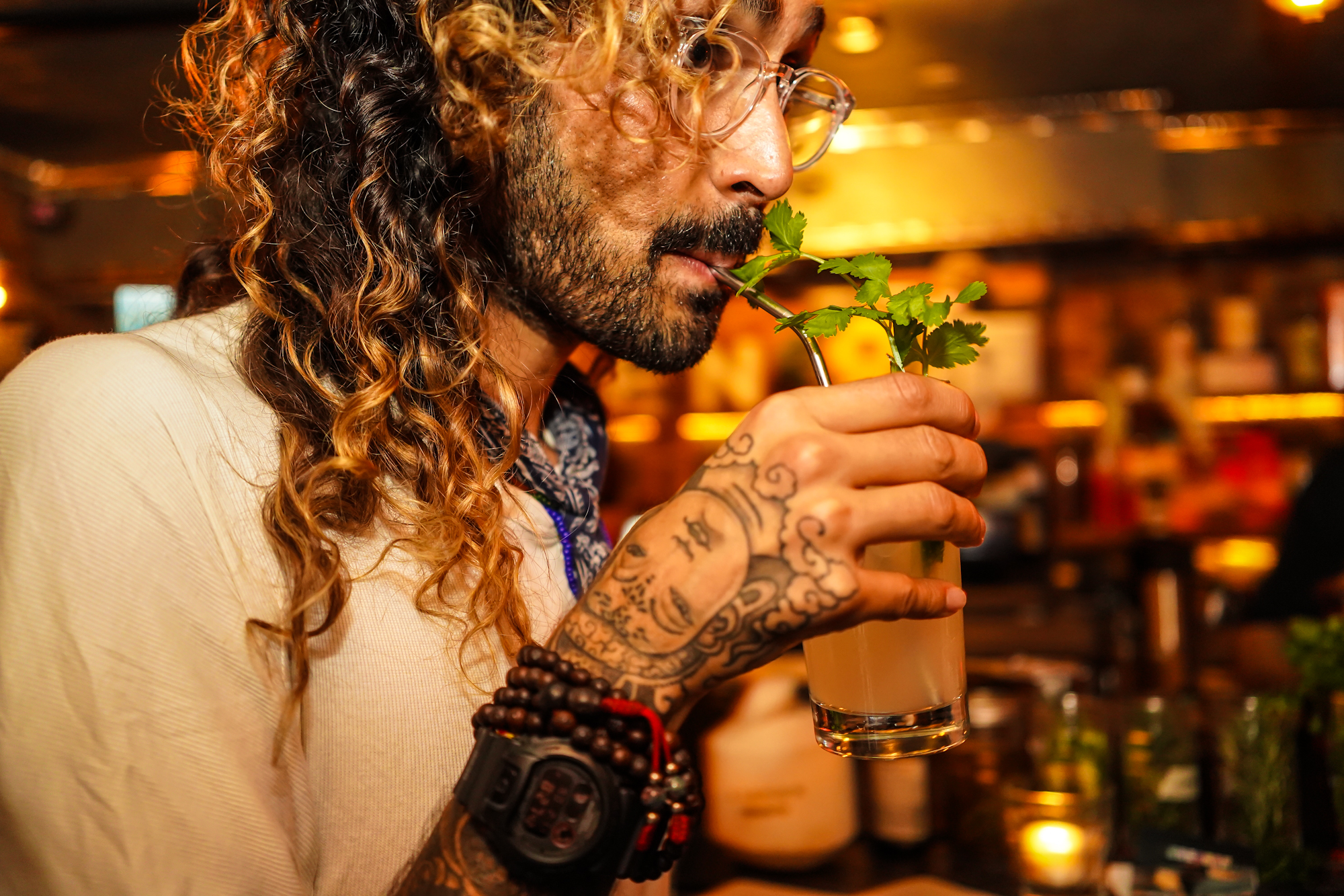 """On the strength of its raucous pop-up events, this upstart has become one of the most promising alcohol-free spots on the New York City party circuit."" - THE OBSERVER"