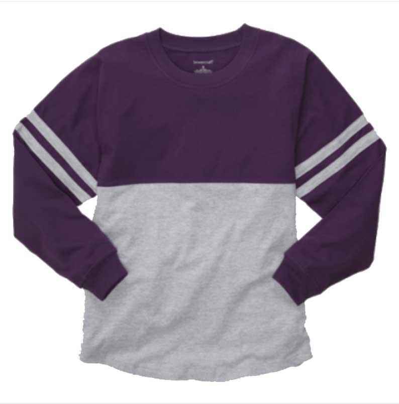 Purple / Black