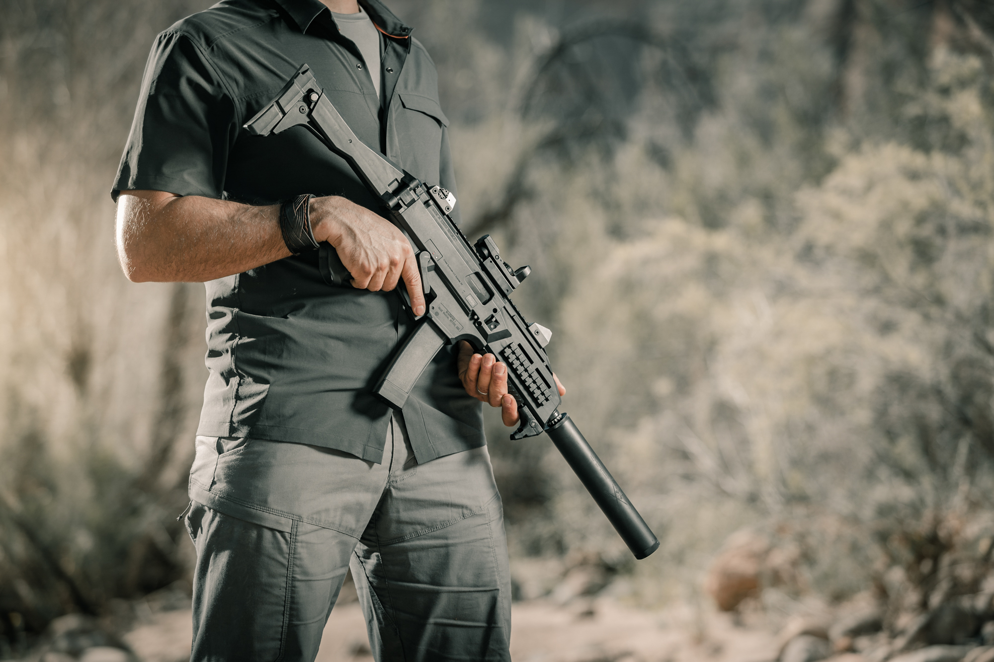 Crowe Syndicate Arms | Tactical Lifestyle Photoshoot
