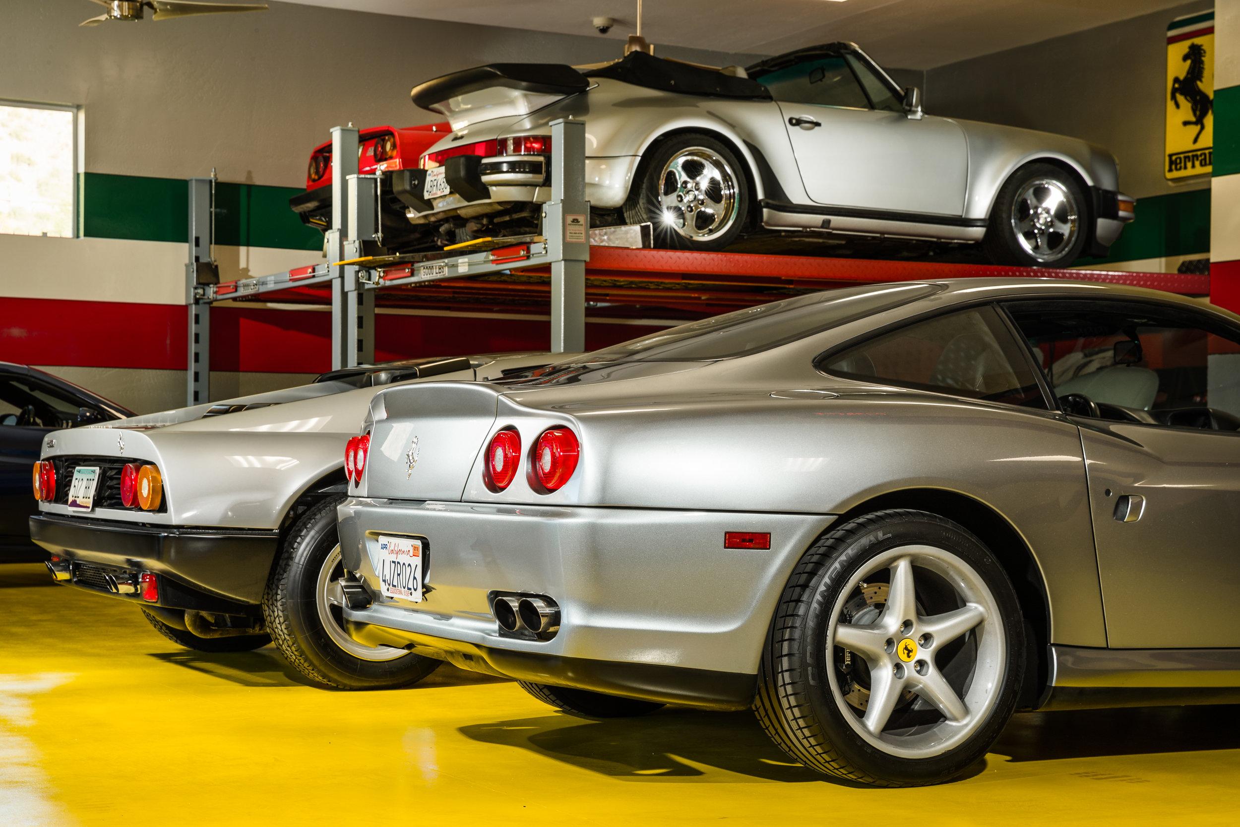 Highline Autos Great Garage Ferrari Collection-5.jpg