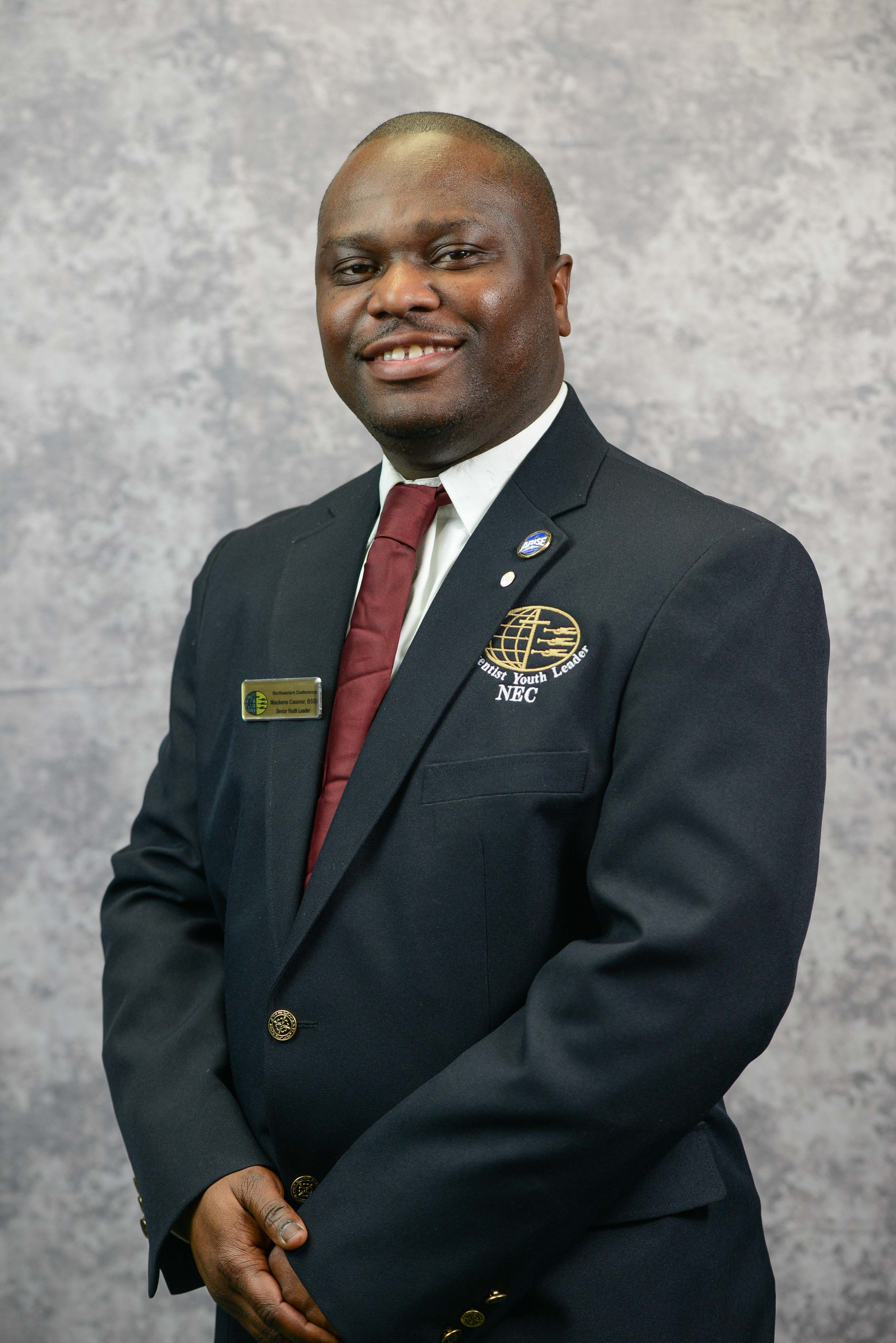 Mackens Casimir, Asst. Drill Coordinator