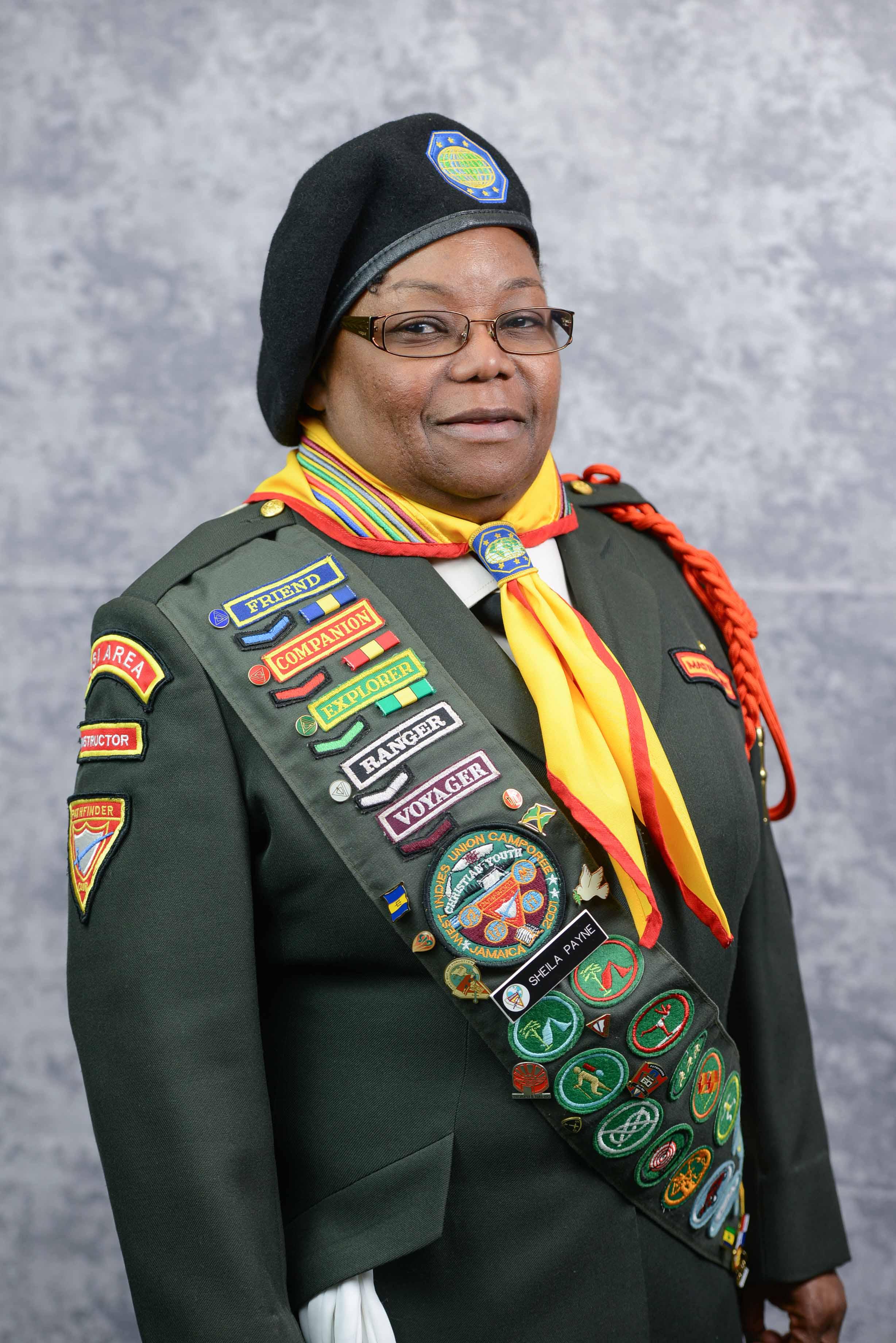 Sheila Payne, Asst. Coordinator BSSI