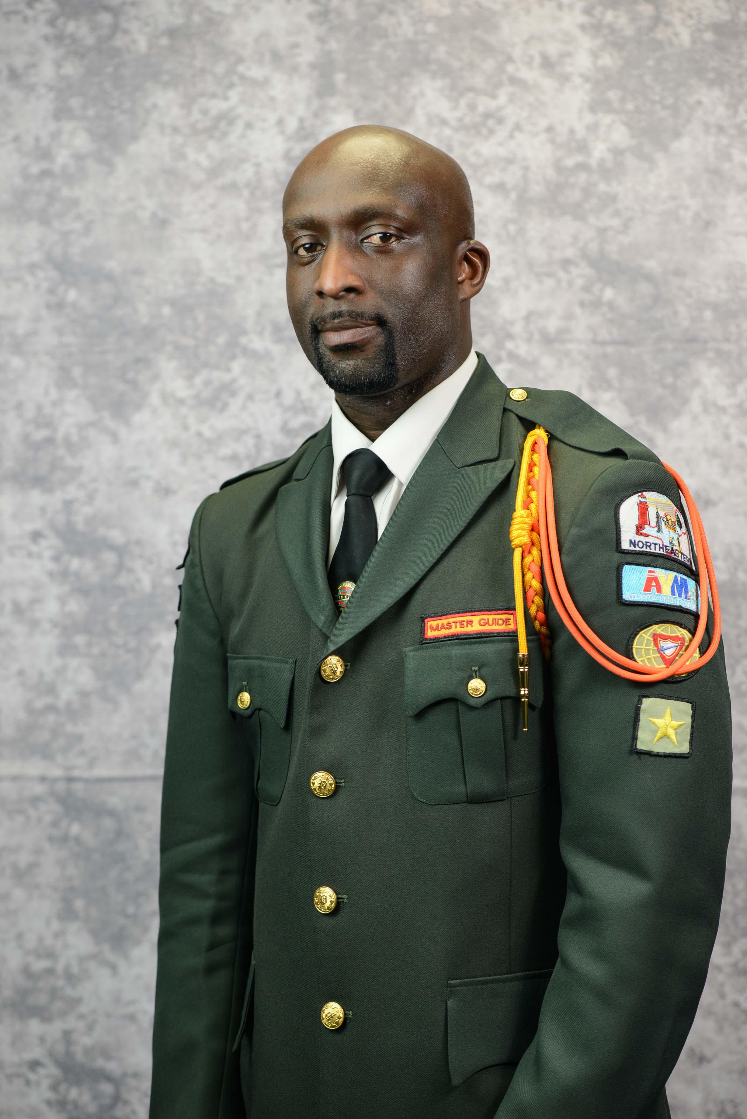 Osmond Charles, Asst. Drill Coordinator BSSI
