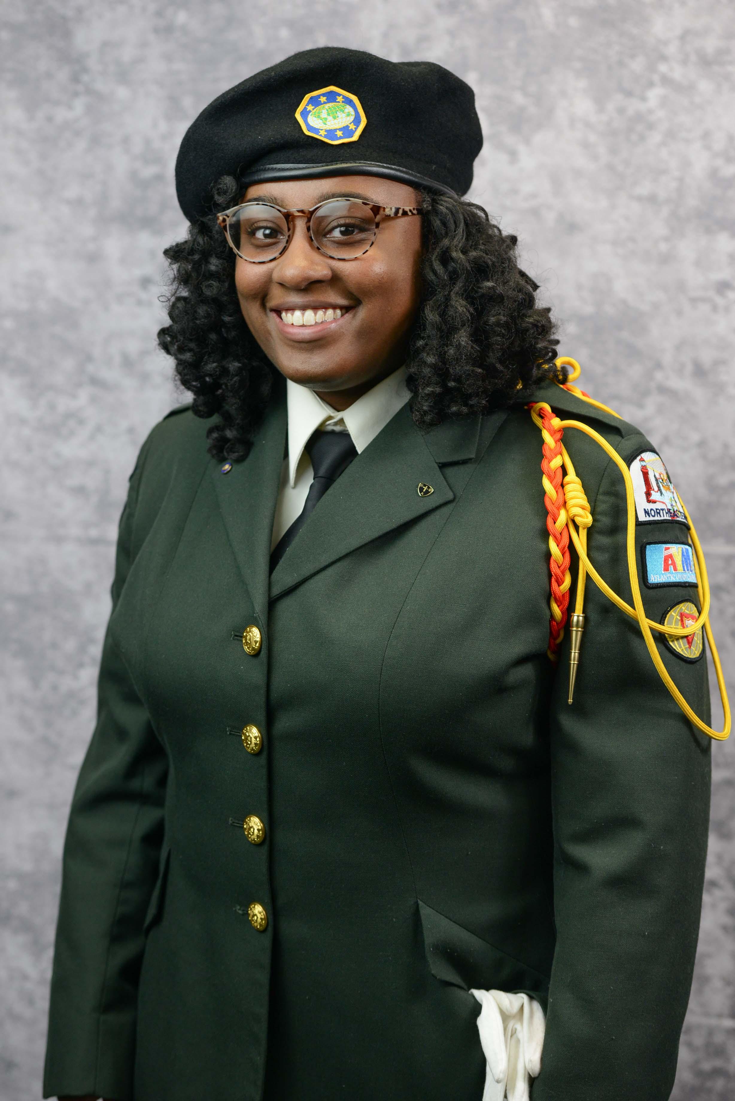Laura Kay, Asst. Drill Coordinator NEN