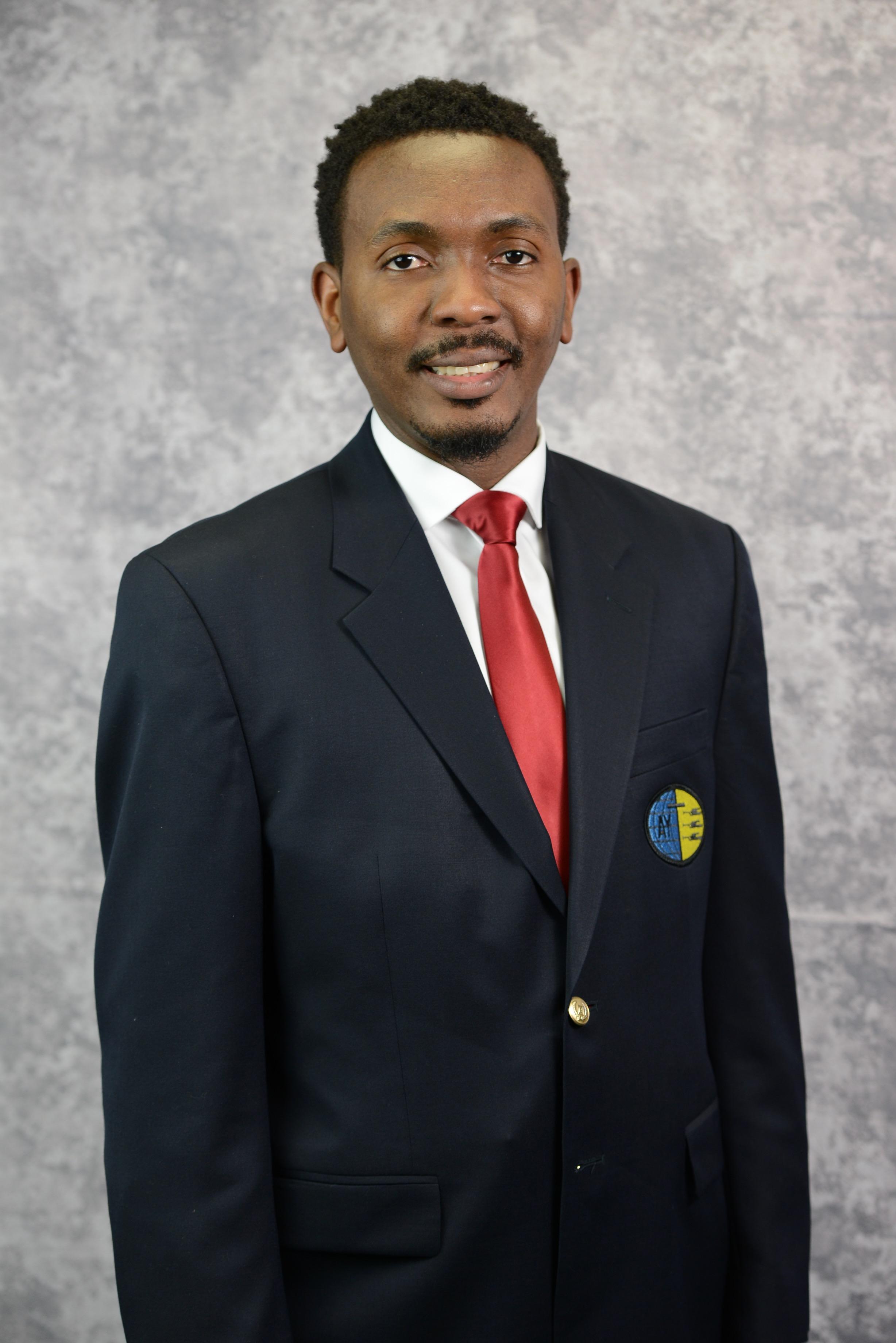 Jason Dryden, Executive Coordinator