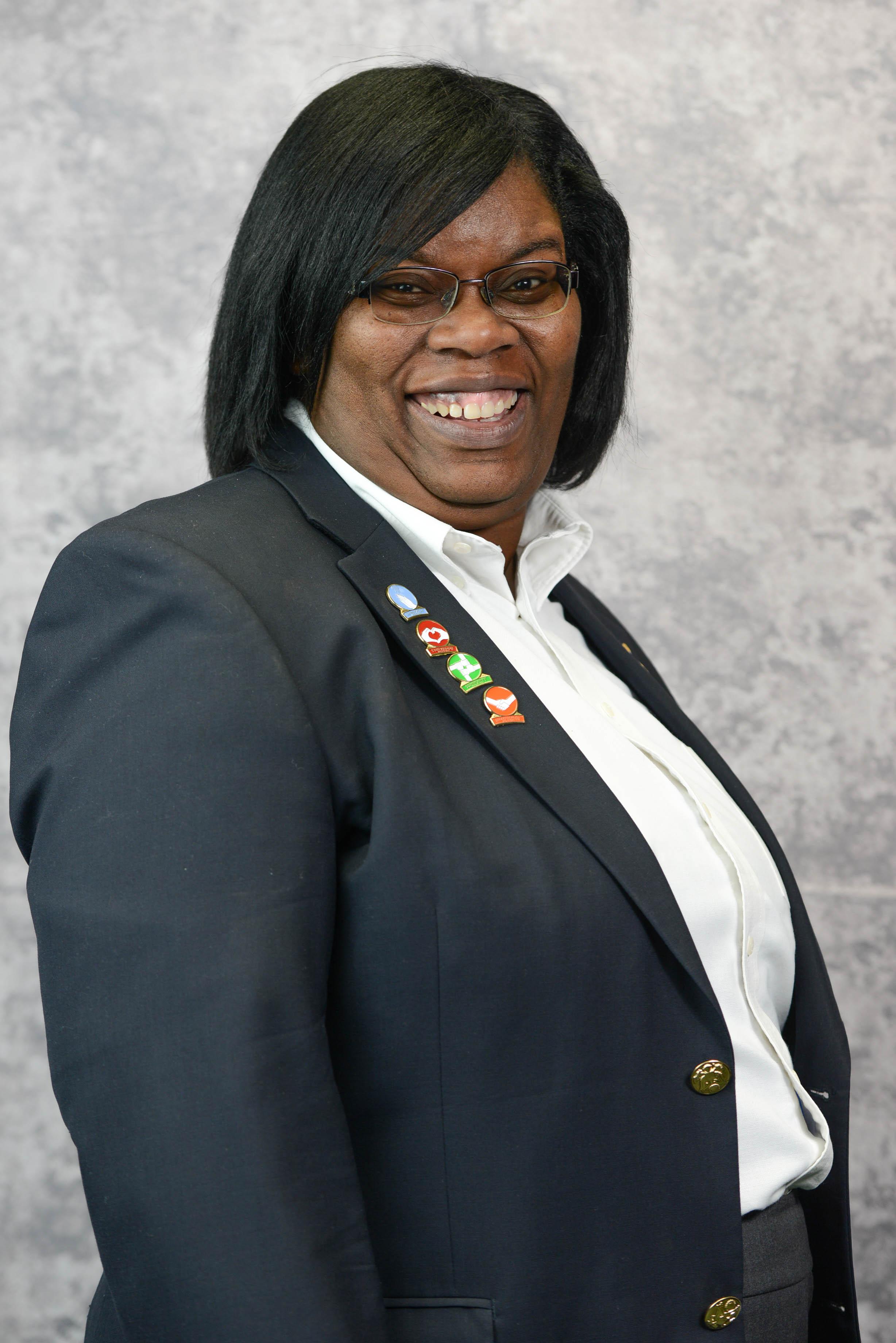 Natalie Noble, Assistant Executive Coordinator/SYLC Admin