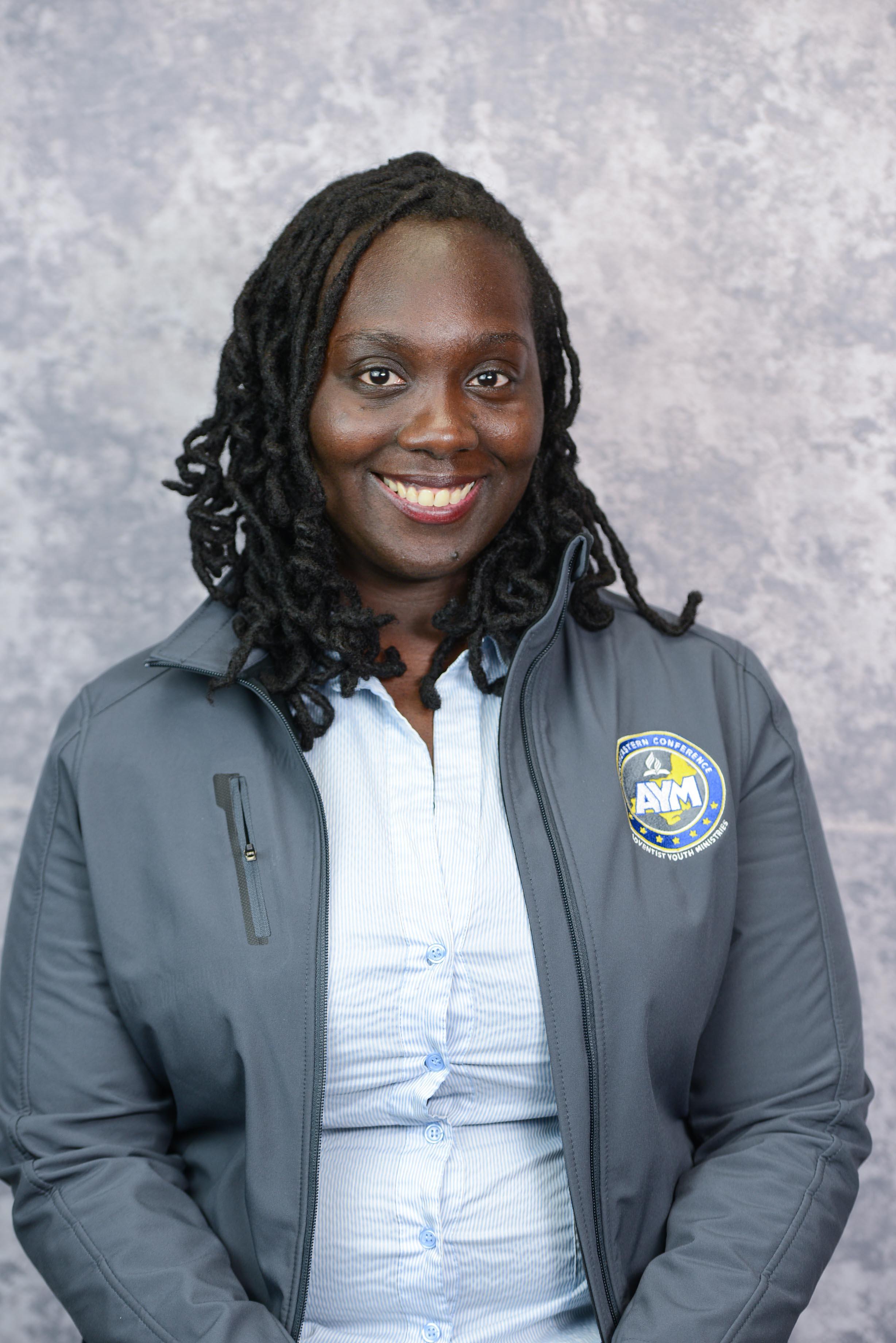 Ingrid Pierre, Campus Ministries /Music Executive Coordinator