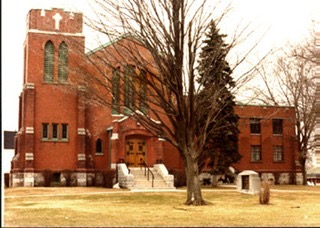 Wesley-Willis United Church 1929 -