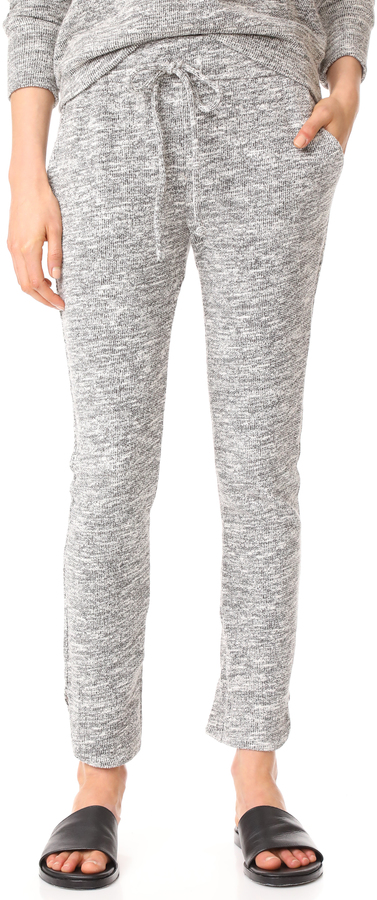 Lady & The Sailor is my go to brand for comfort. I have these pants and shirt. Its like pajamas, but not