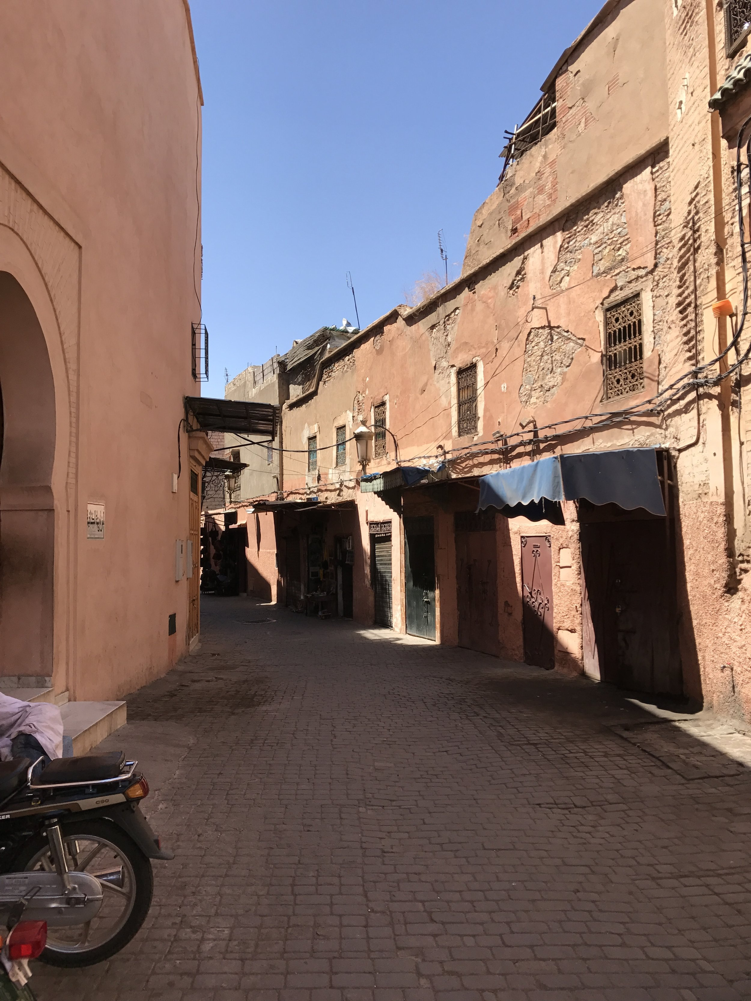 The real Marrakesh.