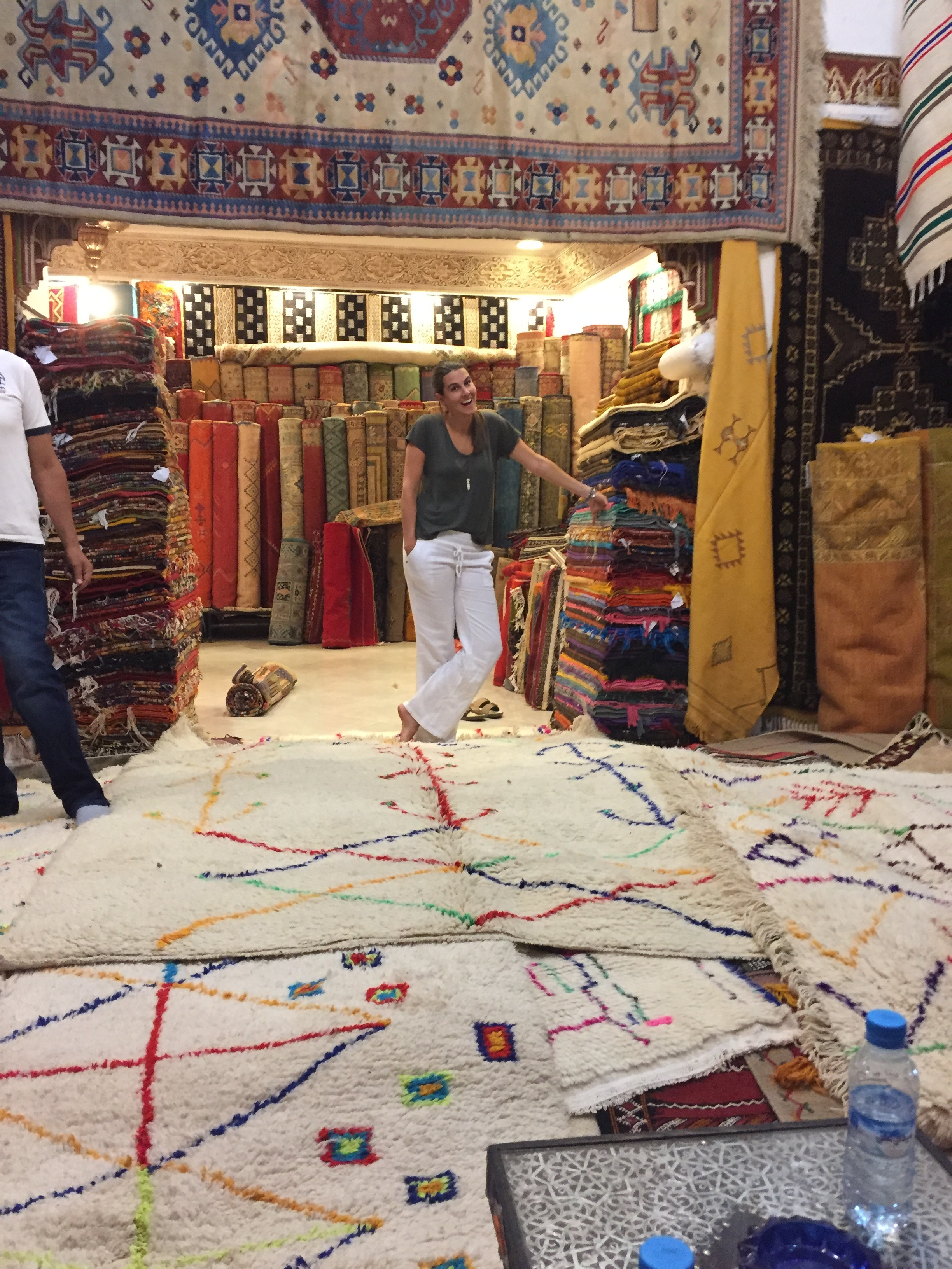 The Mecca of rugs