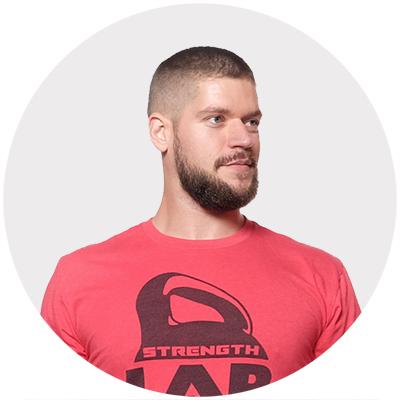 Ethan Beber - Personal TrainingKettlebell StrongKettlebell Foundations