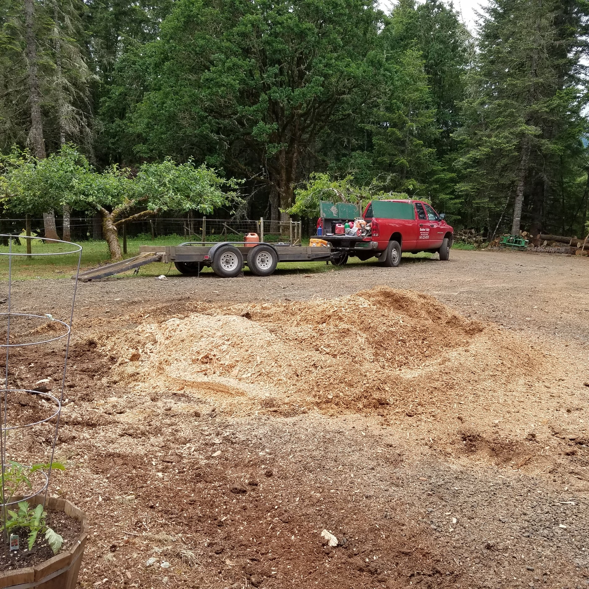 Post stump removal