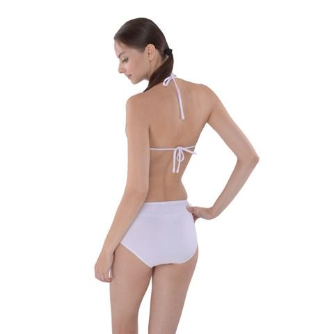 cutout swimsuit back