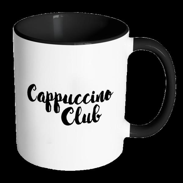 Cappuccino Club Mug