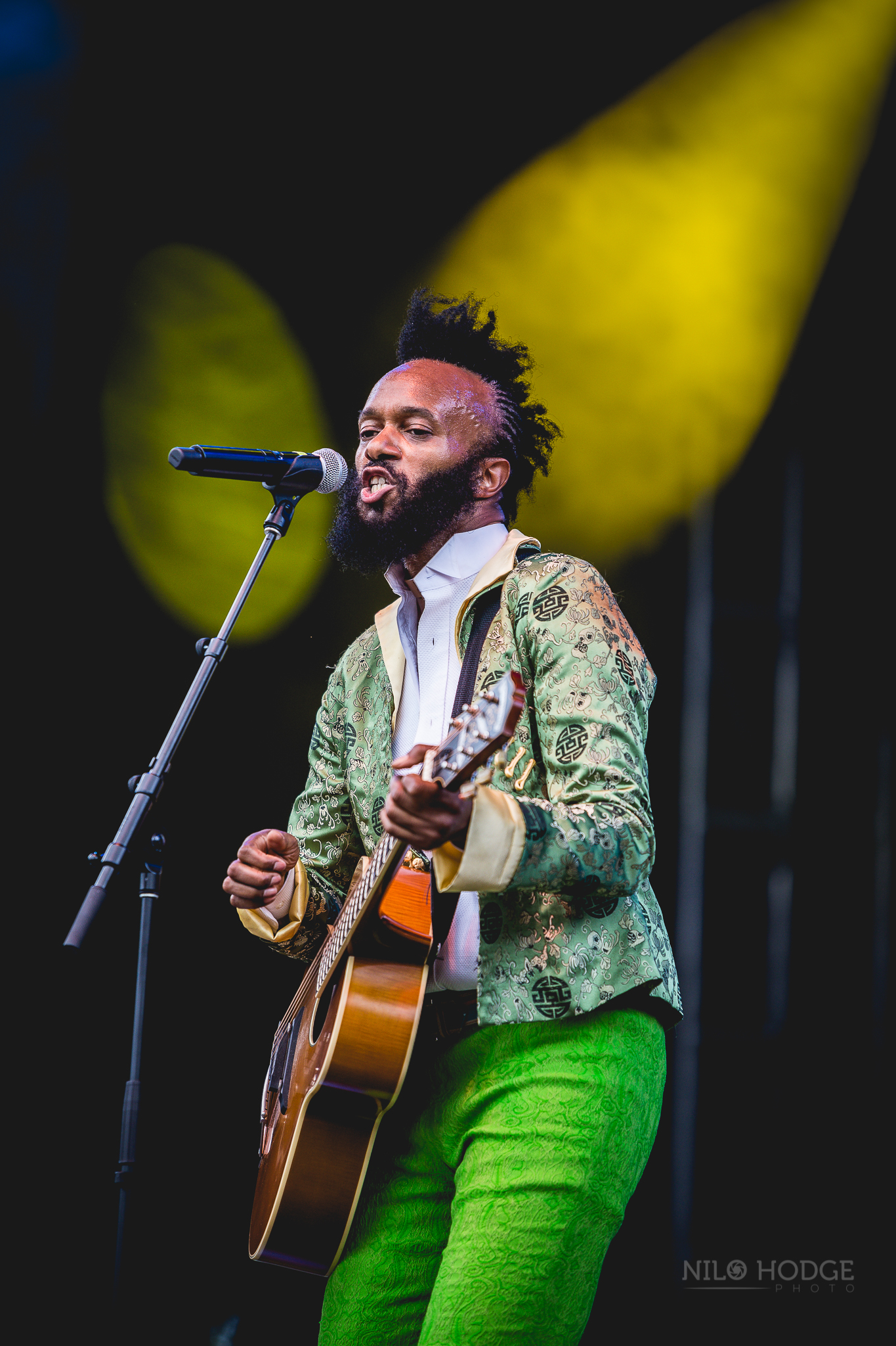 Fantastic Negrito at AfroPunk Fest in Brooklyn, NY