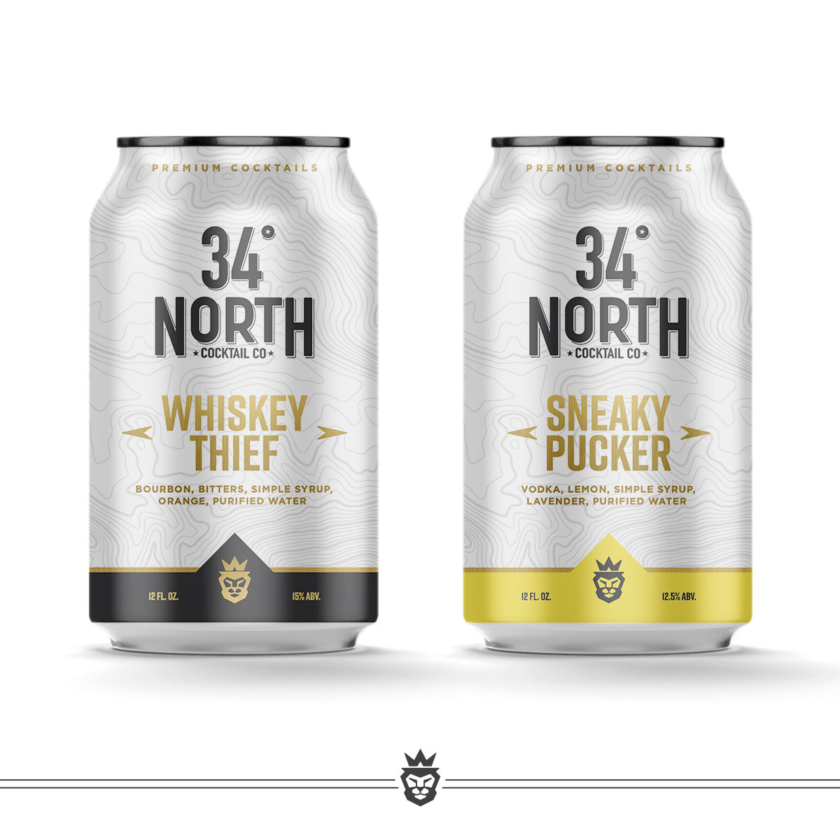Mixology In A Can. - Available Now!Check with your local retail liquor store for availability. If your store does not have them, ask them to request with their distributor!#Summerof34