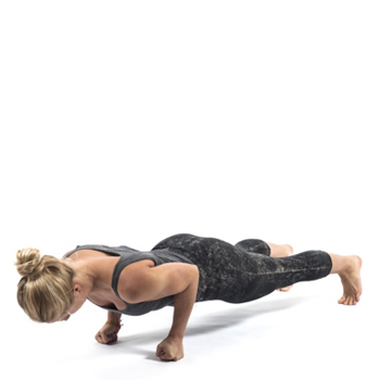 17. Low Plank