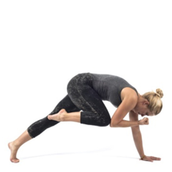 9. Side-Plank Sequence (Right Elbow)