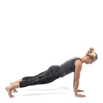 10. Plank