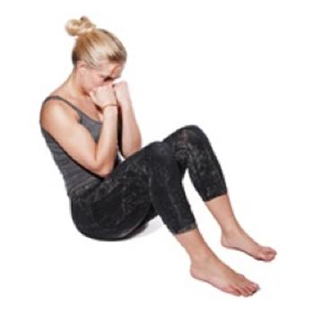 3. Sit-Up Position
