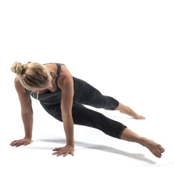 7. Rotating Plank (R)