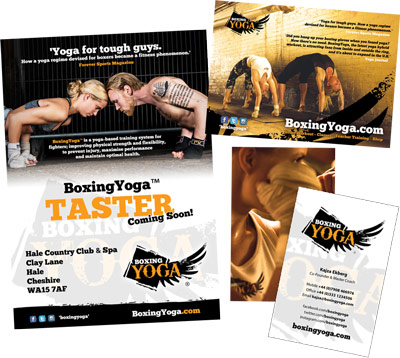 BYCA members get exclusive access to a range of BoxingYoga™ assets.