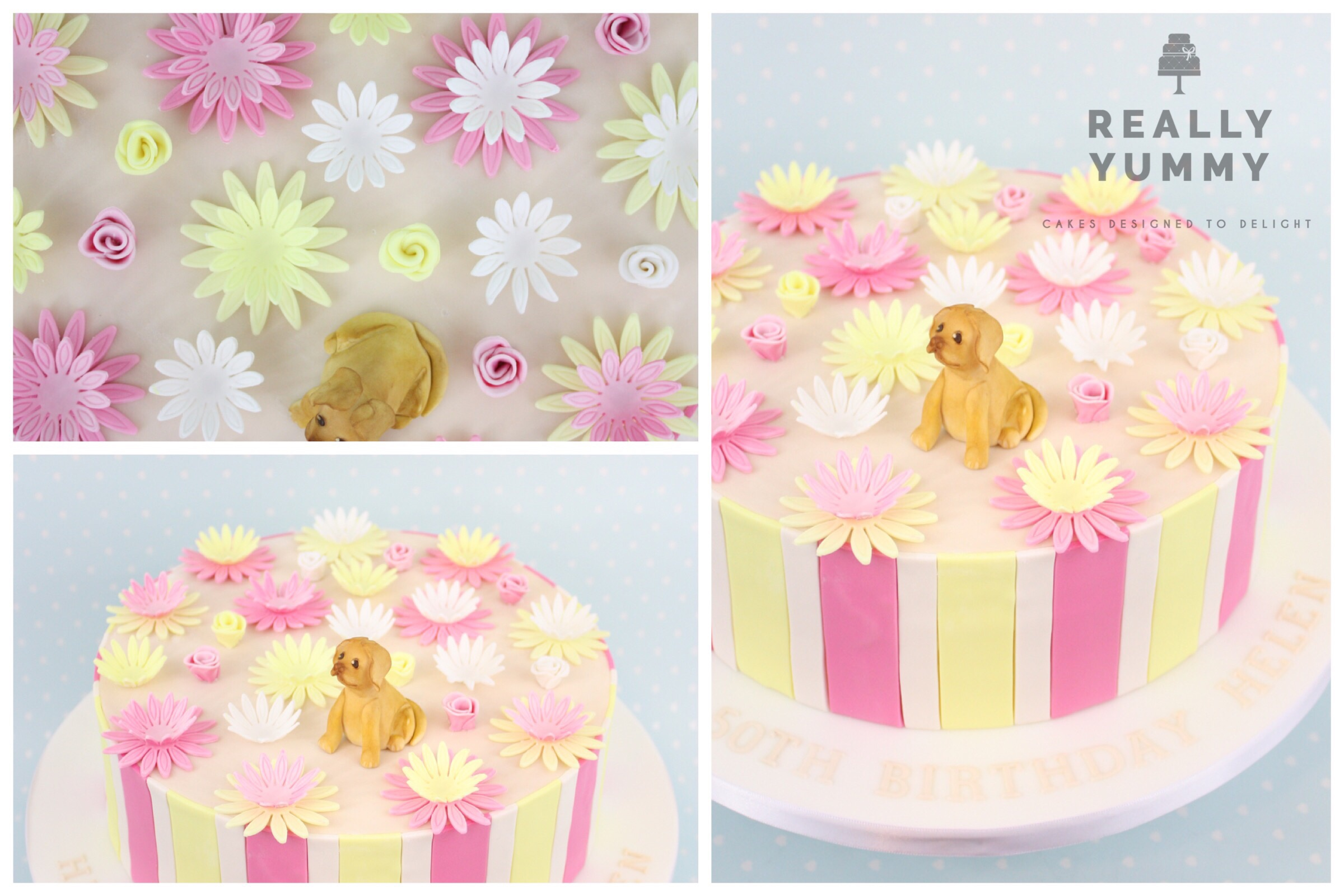 Rachel S. - Lovely cake - looked good and tasted wonderful.Had to change plans last minute and was very grateful that Liz was so flexible, would highly recommend