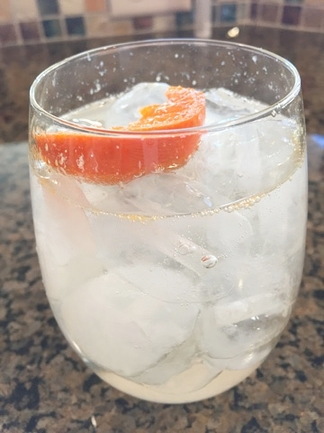 Citrus Mocktail | Make This Food Blog
