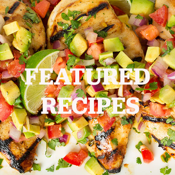 Featured Recipes Make This Food Blog