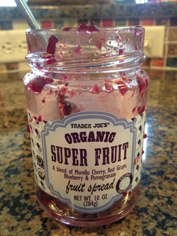 PBJ is forever changed for the better now that we have this in our fridge. I went back and bought 3 more jars.
